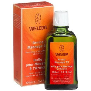 Arnica Massage Oil-Weleda