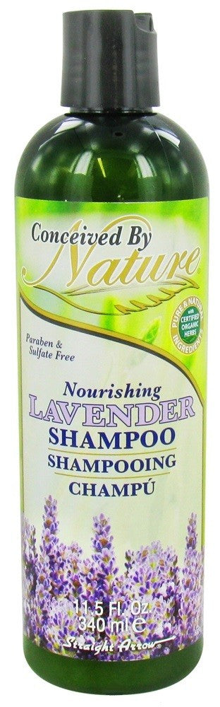 Conceived by Nature-Lavender-Shampoo