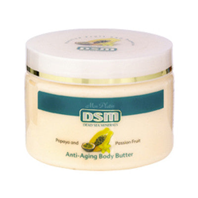 Anti-Aging Body Butter-Papaya and Passion Fruit-DSM