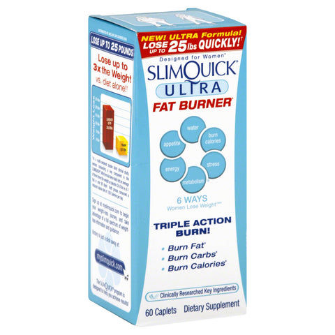 Slimquick Ultra Fat Burner Caps