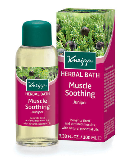 Muscle Soothing Bath: Juniper
