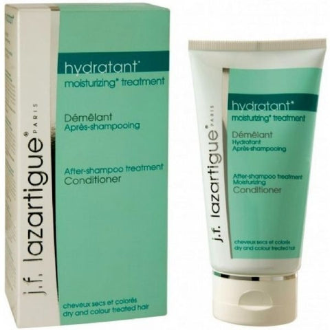 J.F. Lazartigue-Hydratant Moisturizing Treatment-After Shampoo Treatment Conditioner