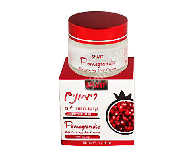 Pomegranate-Moisturizing Day Cream-Shavit