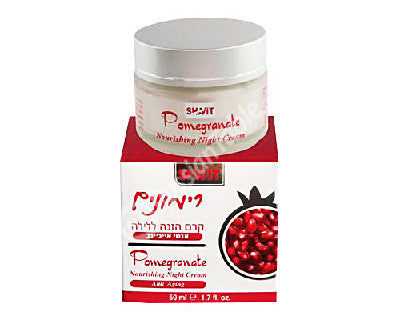 Pomegranate-Moisturizing Day Night-Shavit