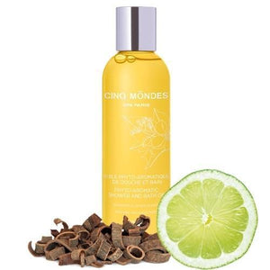 Comforting Phyto-Aromatic Shower & Bath Oil of Siam