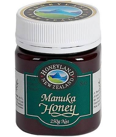 Honeyland New Zealand Manuka Honey 250g