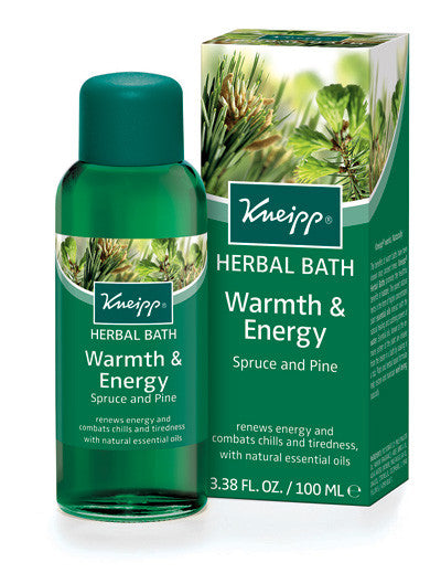 Warmth & Energy Bath: Spruce and Pine