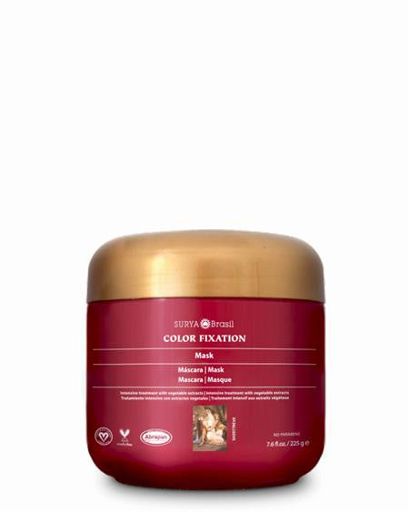 Surya Brasil-Color Fixation-Restorative Hair Mask