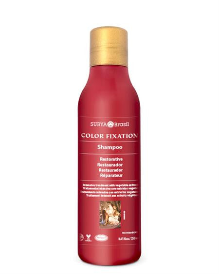 Surya Brasil-Color Fixation-Restorative Shampoo