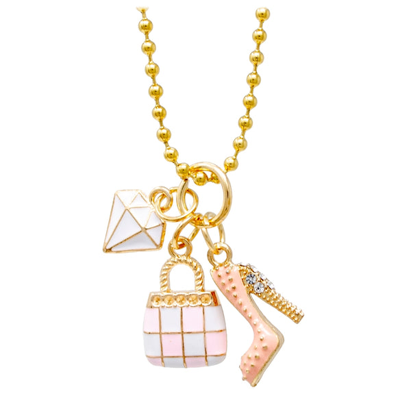 Zomi Gems Girly Accessory charm Necklace