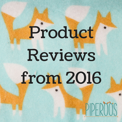 Product Reviews from 2016 - Piperoos