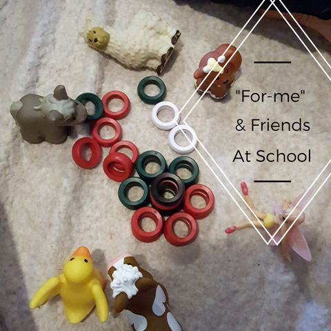 """For-me"" and his friends at school - kids say the silliest stuff - www.piperoos.com"