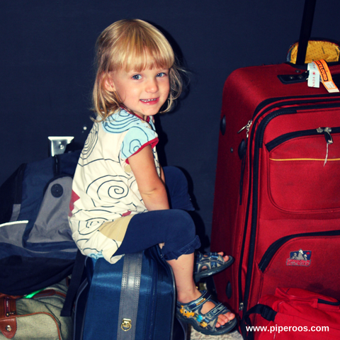 Toddler Travel Tips from Piperoos