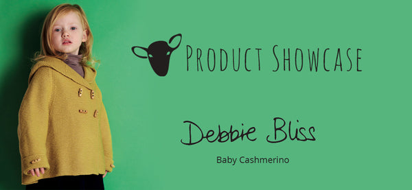 Product Showcase - Baby Cashmerino