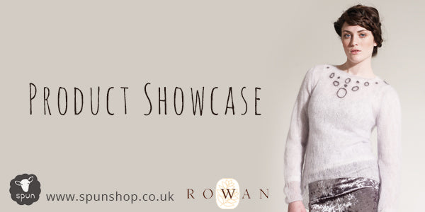 Product Showcase - Rowan Kidsilk Haze