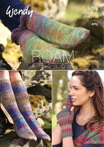 Roam 5795 -  at Spun Yarn Shop