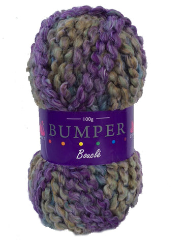 Bumper Boucle - Frisee at Spun Yarn Shop - 1
