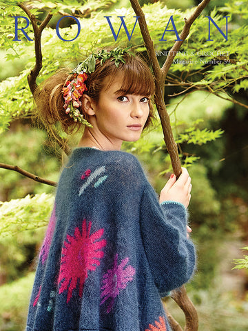 Rowan Magazine Issue 59 -  at Spun Yarn Shop - 1