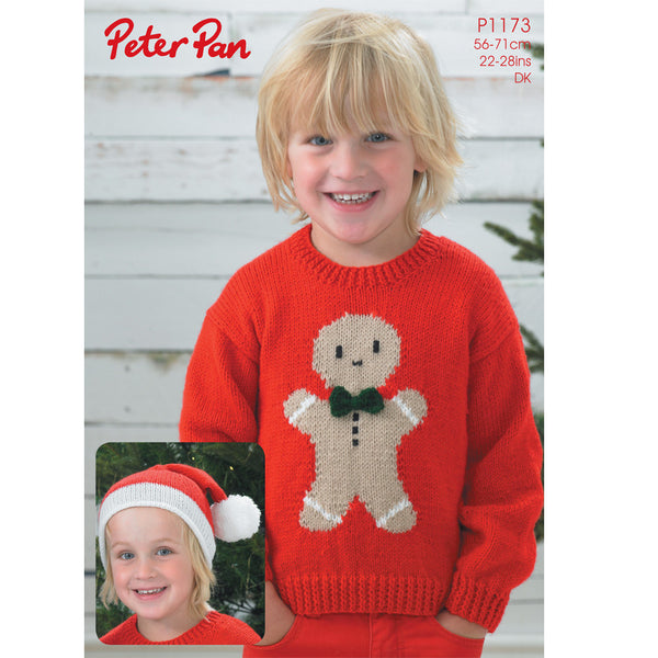 Peter Pan DK 1173 -  at Spun Yarn Shop