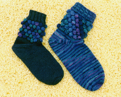 305 - Bobb(l)y Socks by Lucy Neatby