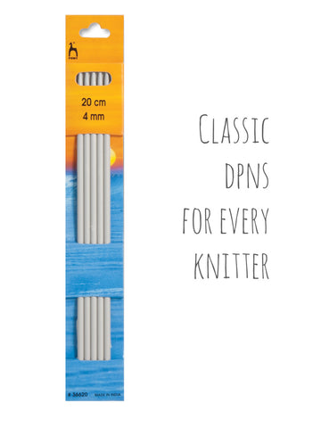 Classic DPNs (Double Pointed Needles) -  at Spun Yarn Shop - 1