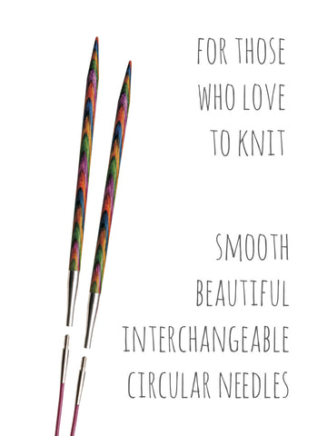 Symfonie Interchangeable Points -  at Spun Yarn Shop