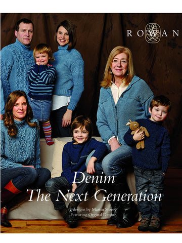 Denim - The Next Generation -  at Spun Yarn Shop - 1