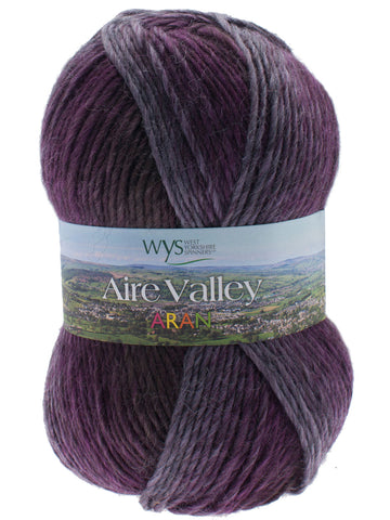 Aire Valley Fusions - Moorland Mix at Spun Yarn Shop - 1