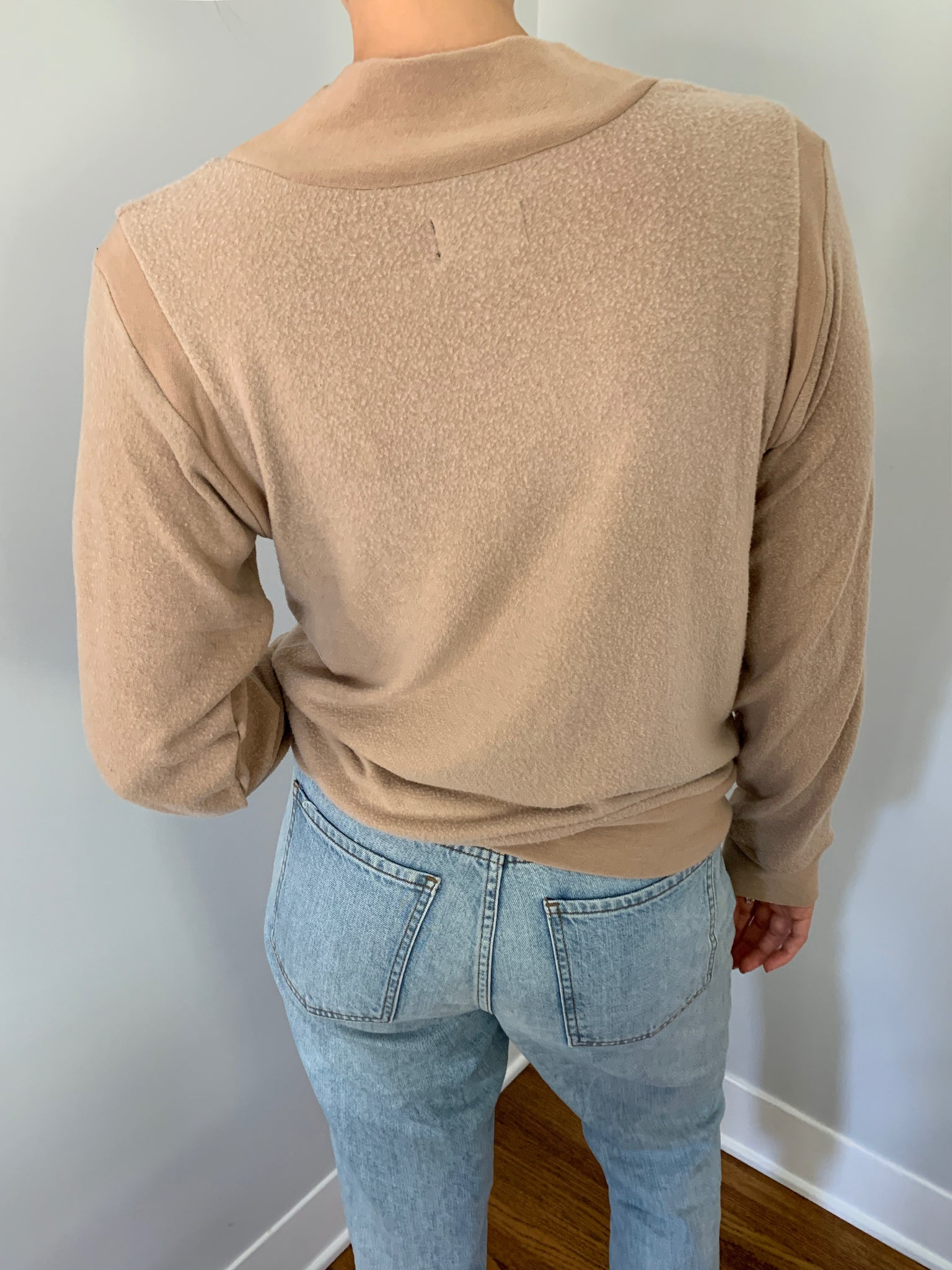 Airplane Pullover (Honey)