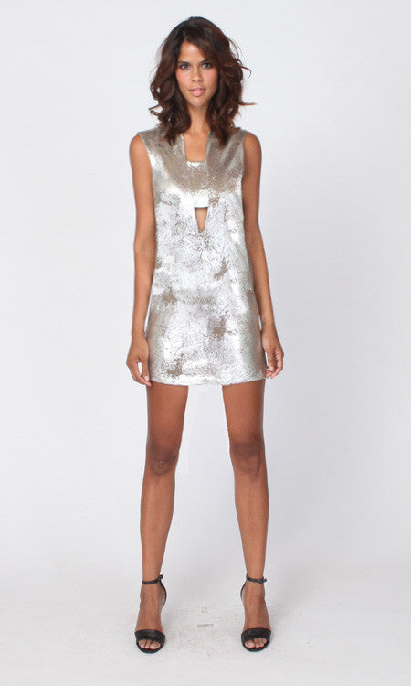 NEEMA CUT-OUT DRESS