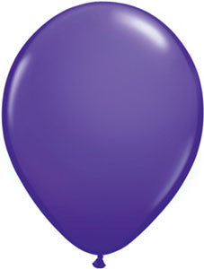 "16"" Purple Balloons"