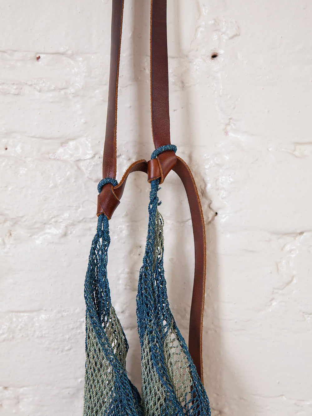 Maguey Fiber Netted Bag