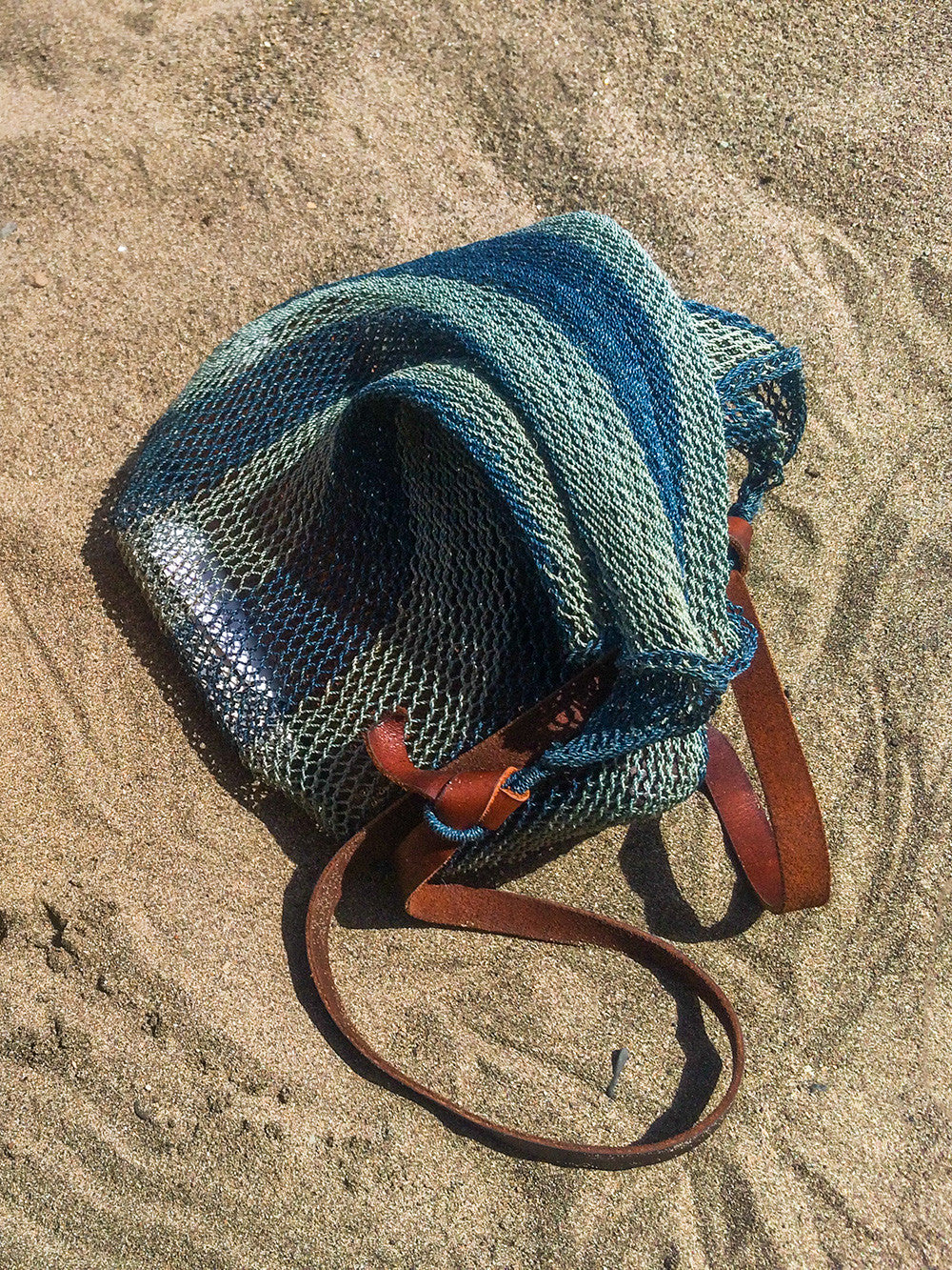 Mexico Netted Bag