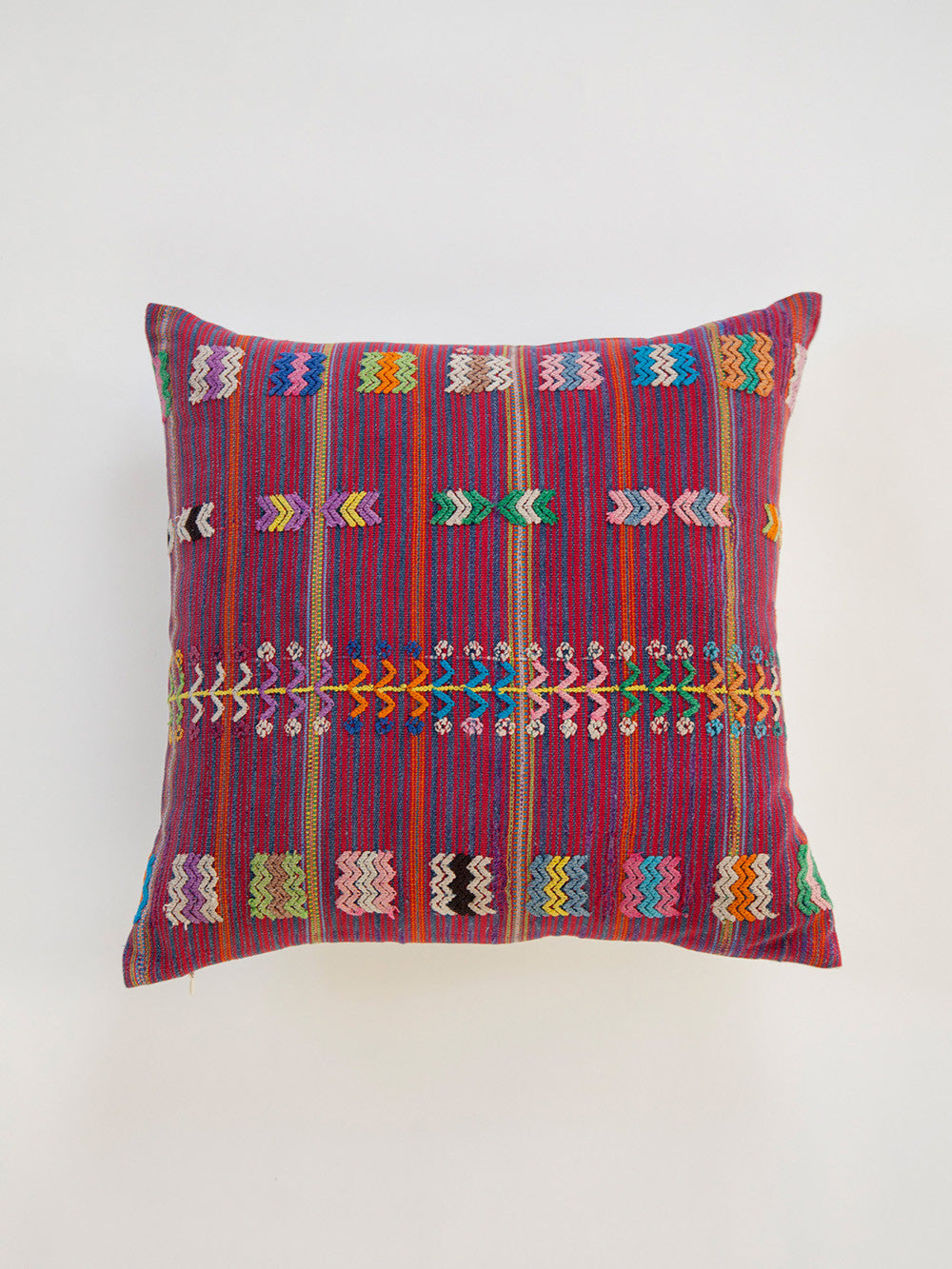 Vintage Guatemalan Pillow