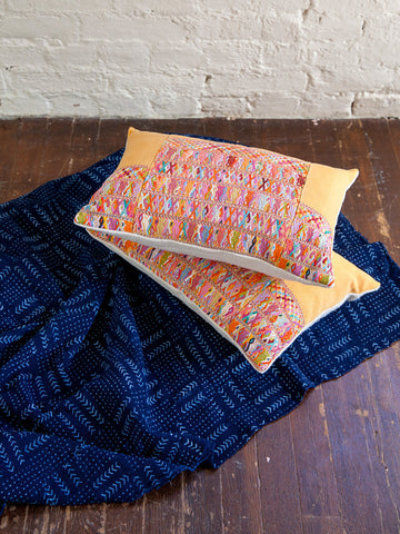 Vintage Guatemalan Throw Pillows