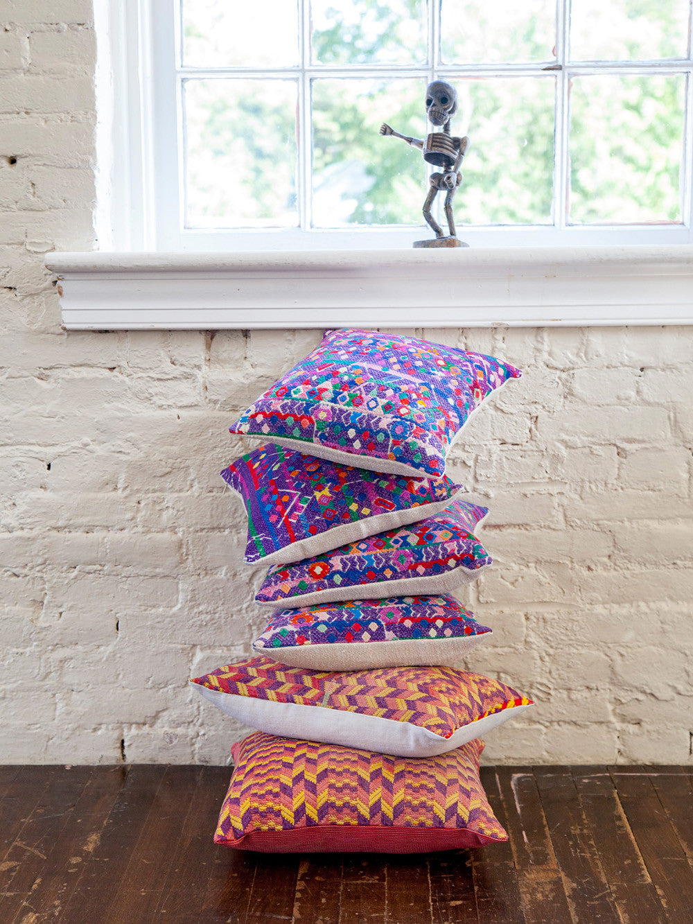 Vintage One-of-a-kind Pillows