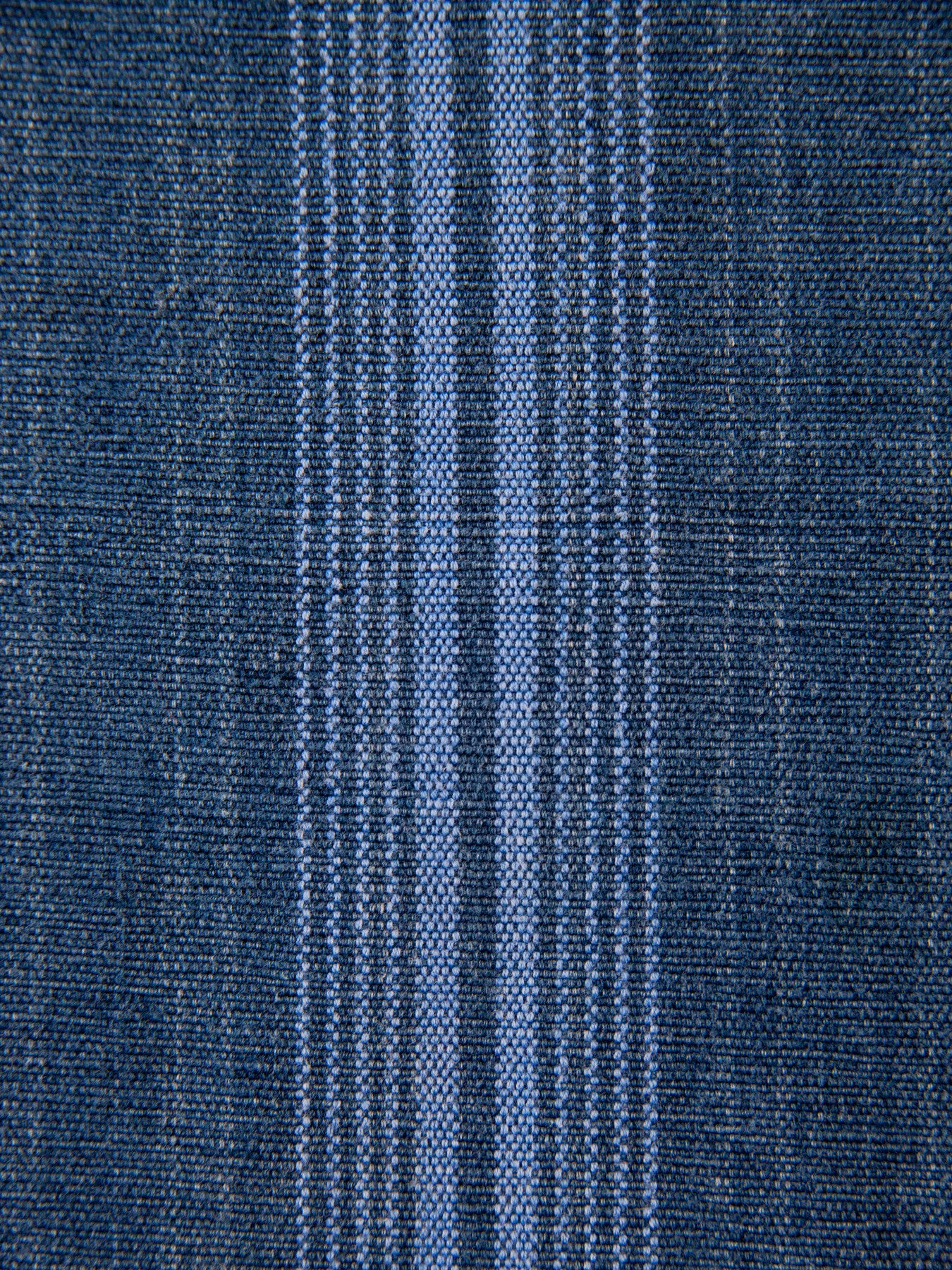 Vintage Indigo Tablecloth