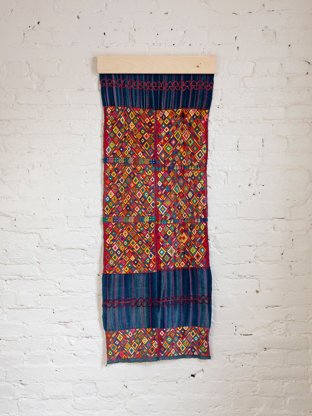 Antique Guatemalan Textile
