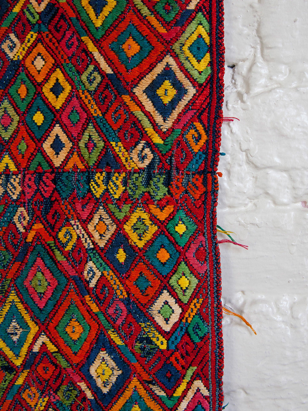 Antique Ceremonial Guatemalan Textile
