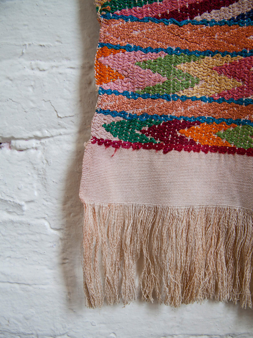 Guatemalan Handwoven Wall Art