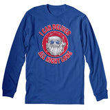 I Can Deliver All Night Long - Christmas Long Sleeve Shirt