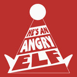Angry Elf - Christmas T-shirt