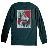 Believe - Christmas Long Sleeve Shirt