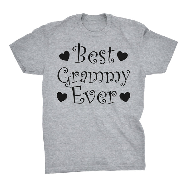 Best GRAMMY Ever - Hearts 001 - Mother's Day Grandmother T-shirt