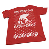 Beer Sweater - Christmas T-shirt