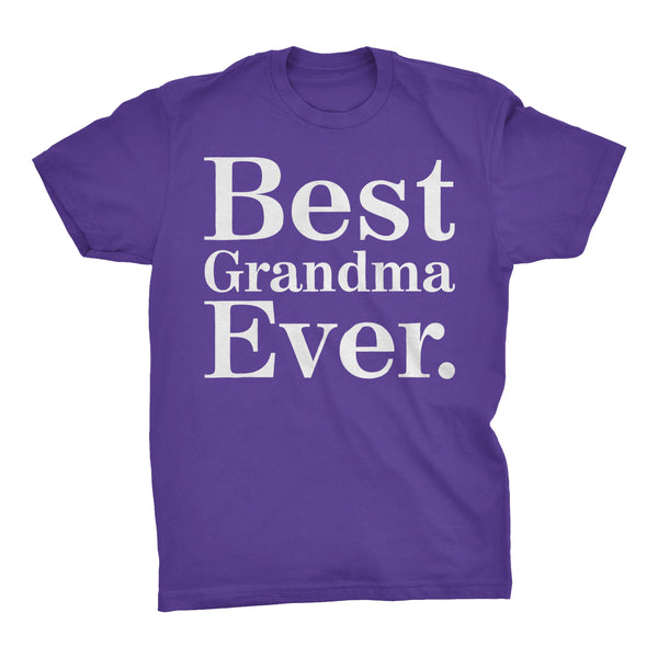 Best GRANDMA Ever - 001 Mother's Day Grandmother T-shirt