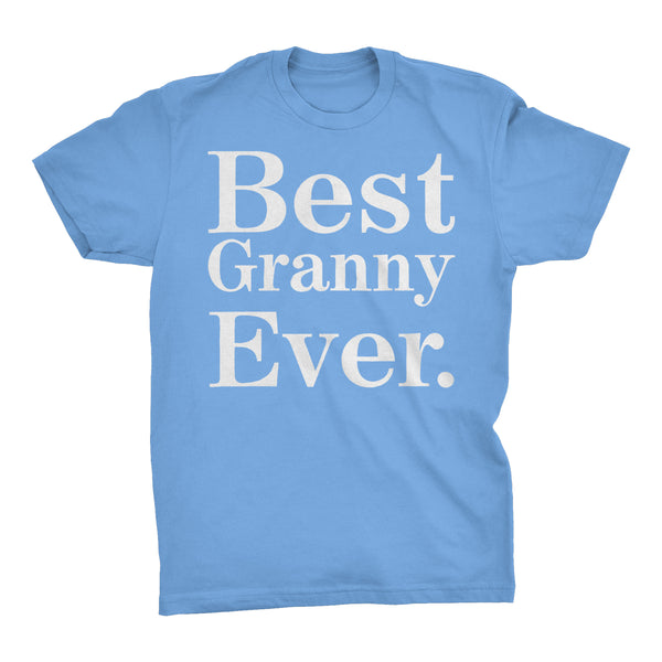Best GRANNY Ever - 001 Mother's Day Grandmother T-shirt