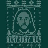 Birthday Boy - Christmas T-shirt