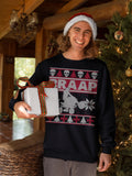 BRAAP 4 Wheeler - Christmas Long Sleeve Shirt