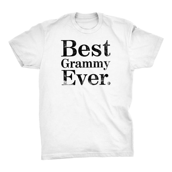 ShirtInvaders Best GRAMMY Ever - DISTRESSED - Mother's Day Gift T-shirt